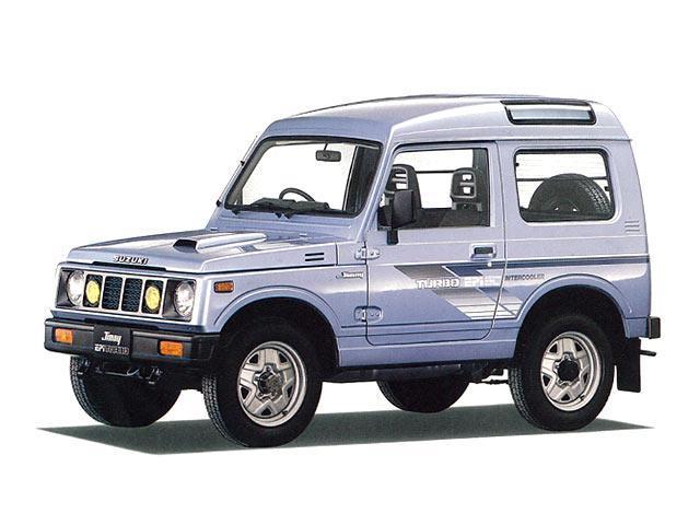 ジムニーCC リフトアップ公認可 新ガスAC交換 幌付(スズキ)の中古車