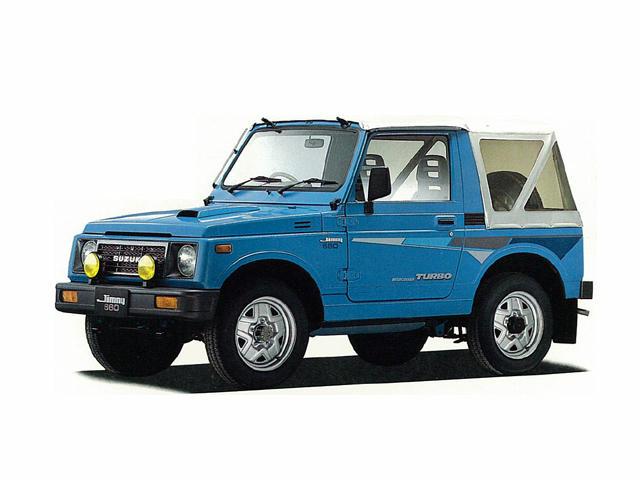 ジムニー660 フルメタルドア CC 4WD(スズキ)の中古車