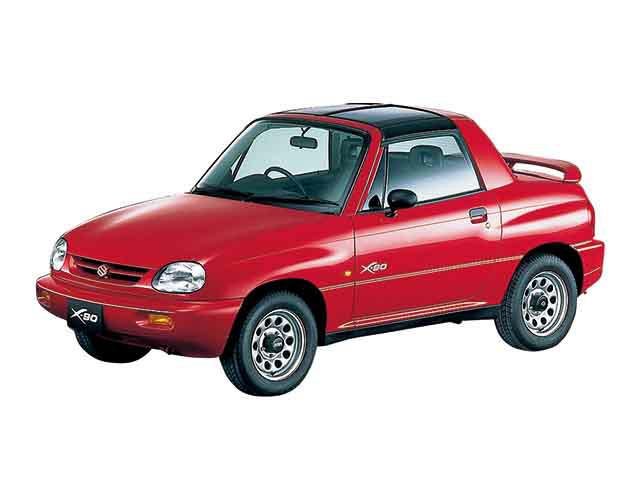 スズキX-90のおすすめ中古車一覧