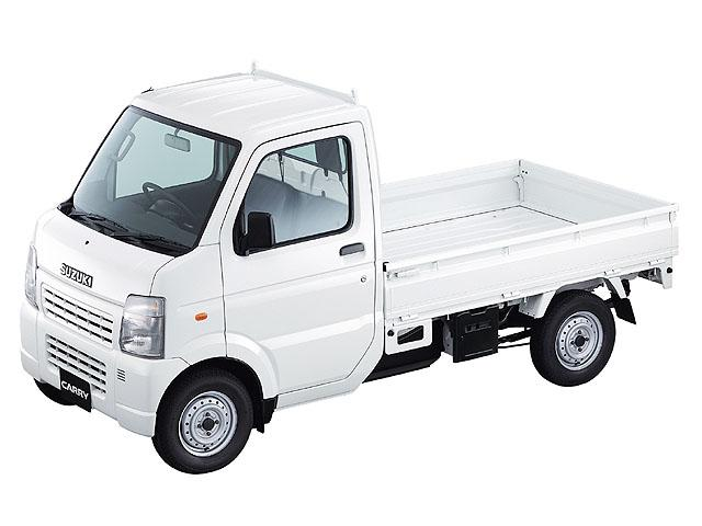 キャリイ660 KCエアコン・パワステ 3方開 4WD(スズキ)の中古車