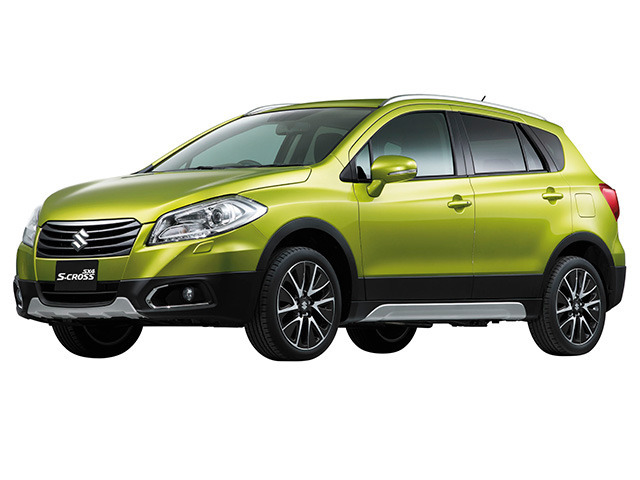 スズキSX4 S-CROSS