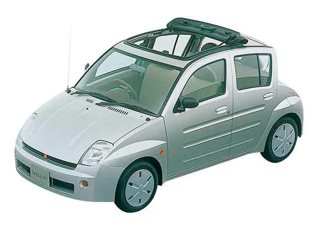 トヨタWiLL Viのおすすめ中古車一覧