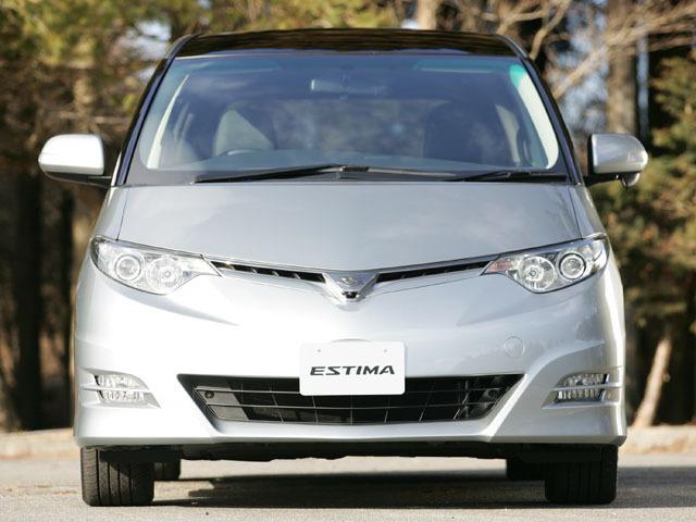エスティマ2.4 アエラス Sパッケージ 4WD(トヨタ)の中古車