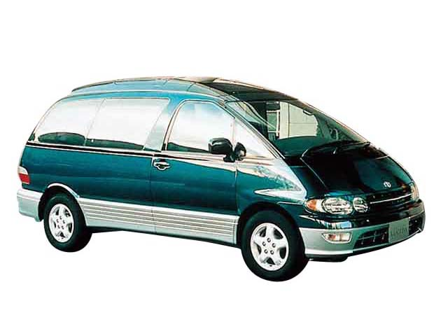 トヨタエスティマルシーダのおすすめ中古車一覧