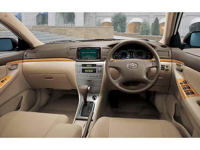 トヨタ カローラ 1 8 ラグゼールの基本スペック 中古車なら【カーセンサーnet】