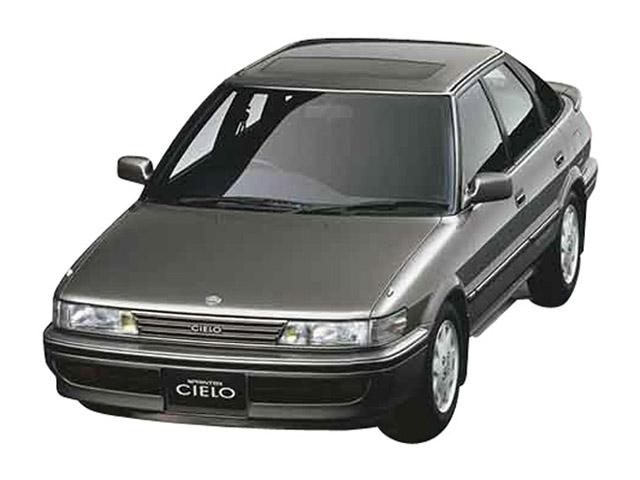 トヨタスプリンターシエロのおすすめ中古車一覧