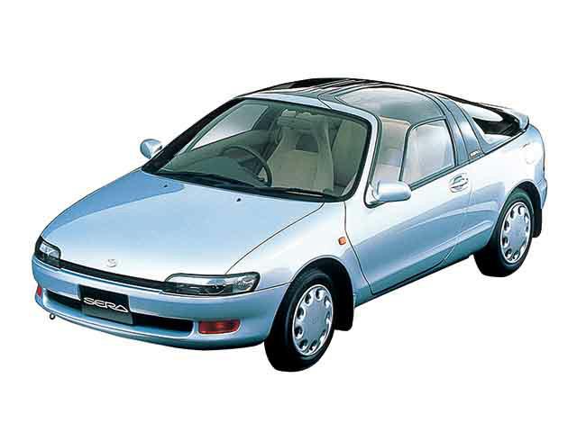 トヨタセラのおすすめ中古車一覧