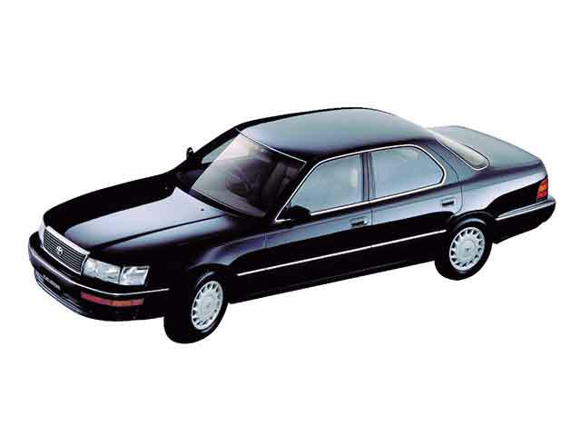 トヨタ セルシオ(1989年10月)