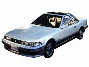 89年(H01)4月、新型時の3.0 GTのフロント