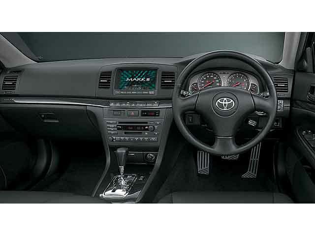 トヨタ マークiiブリット 2 0 Ir リミテッドの基本スペック 中古車なら【カーセンサーnet】