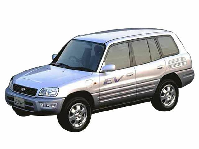 トヨタRAV4 EVのおすすめ中古車一覧