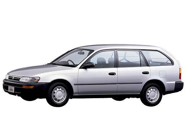 トヨタカローラバンのおすすめ中古車一覧