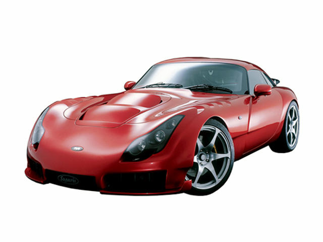 TVR サガリス