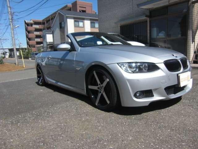 BMW bmw 3シリーズカブリオレ 335i mスポーツパッケージ : response.jp
