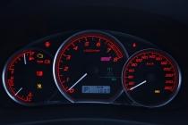スバル インプレッサWRX STI A-Line メーター|ニューモデル試乗