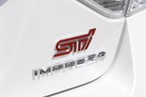 スバル インプレッサWRX STI A-Line エンブレム|ニューモデル試乗