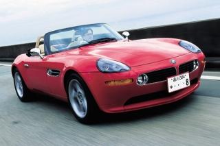 BMW Z8 走り|ニューモデル試乗