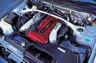 日産 スカイラインGT-R エンジン|ニューモデル試乗