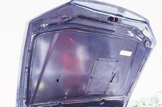 日産 スカイラインGT-R ボンネットフード|ニューモデル試乗