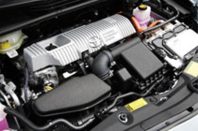 トヨタ プリウス エンジン|ニューモデル試乗