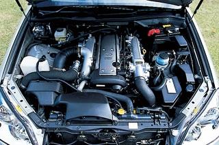 トヨタ マークII 2.5L 直6DOHC ターボ|ニューモデル試乗