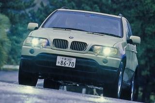 BMW X5 走り|ニューモデル試乗