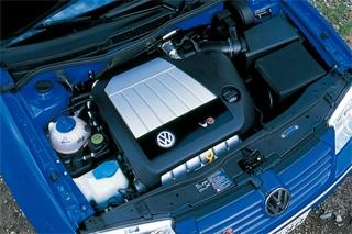 VW ボーラ V6 4モーション エンジン|ニューモデル試乗