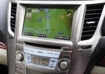 スバル レガシィアウトバック  HDDナビゲーション&オーディオシステム|ニューモデル試乗