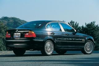 BMW 3シリーズ リア|プレイバック試乗