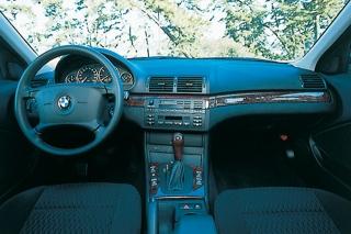 BMW  3シリーズ インパネ|プレイバック試乗