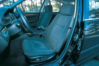 BMW  3シリーズ フロントシート|プレイバック試乗