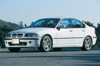 BMW  325i Mスポーツ フロント|プレイバック試乗