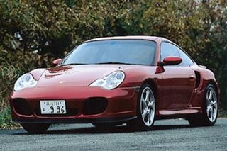 ポルシェ 911 ターボ フロントスタイル|プレイバック試乗記
