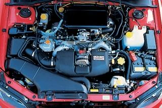 スバル レガシィツーリングワゴン エンジン|ニューモデル試乗