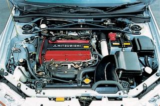 三菱 ランサーエボリューションVII エンジン|ニューモデル試乗