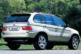 BMW X5 リアスタイル|ニューモデル試乗