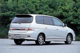 トヨタ ガイヤ リアスタイル|ニューモデル試乗