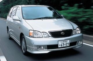トヨタ ガイヤ 走り|ニューモデル試乗