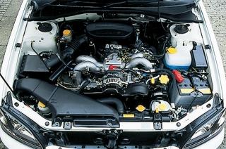 スバル レガシィ B4 エンジン|ニューモデル試乗