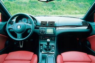 BMW M3 インパネ|ニューモデル試乗