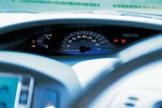 トヨタ エスティマ ハイブリッド 青色LEDオプティトロンメーター|ニューモデル試乗