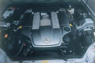 M・ベンツ SLK32AMG エンジン|ニューモデル試乗