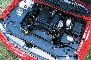 シボレー トレイルブレイザー エンジン|ニューモデル試乗