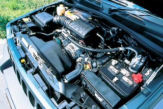 クライスラー ジープチェロキー エンジン|ニューモデル試乗