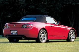 ホンダ S2000 リアスタイル|ニューモデル試乗