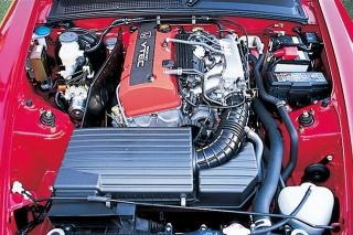 ホンダ S2000 エンジン|ニューモデル試乗