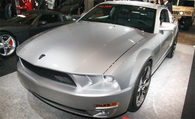 IACOCCA SILVER EDITION MUSTANG|日刊カーセンサー