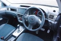 スバル エクシーガ 2.5i-S インパネ|ニューモデル試乗