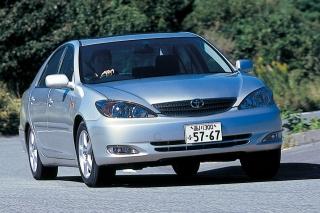 トヨタ カムリ 走り|ニューモデル試乗