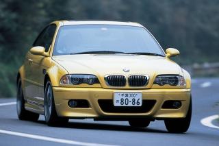 BMW M3 SMG II 走り|ニューモデル試乗